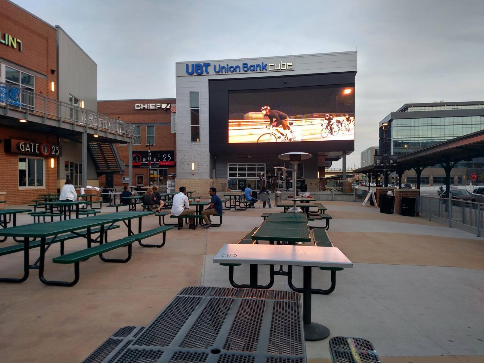 L.E.A.F. Railyard Event